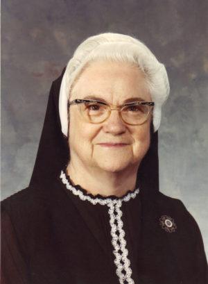 Sr. Jean Madeline Peake