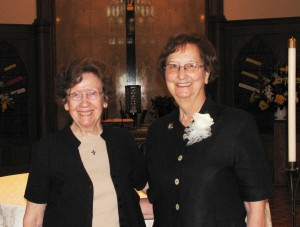 Srs. Susan Mary and Mary