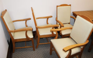 Table and Chairs (8)