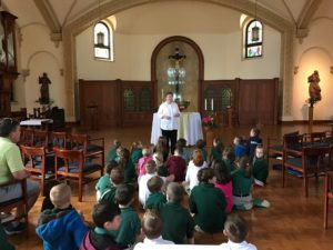 holy name visit May 2017 3