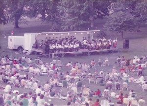 The Summer Pops Concert in 1984.